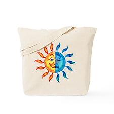 BiPolar Solar Tote Bag