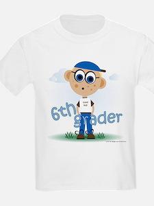 6th Grade Boy (c) T-Shirt