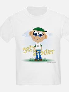 5th Grade Boy (c) T-Shirt