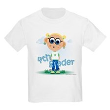 4th Grade Girl (c) T-Shirt