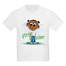 First Grade Girl (aa) T-Shirt