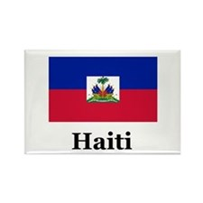Haiti Rectangle Magnet