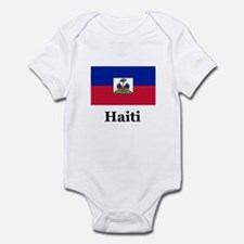 Haiti Infant Bodysuit