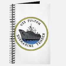 USS Fulton (AS 11) Journal