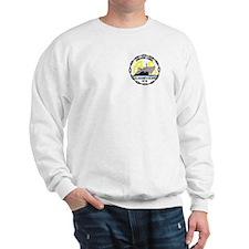 USS Howard W. Gilmore (AS 16) Sweatshirt
