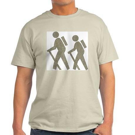 Vintage Hiking Light T-Shirt
