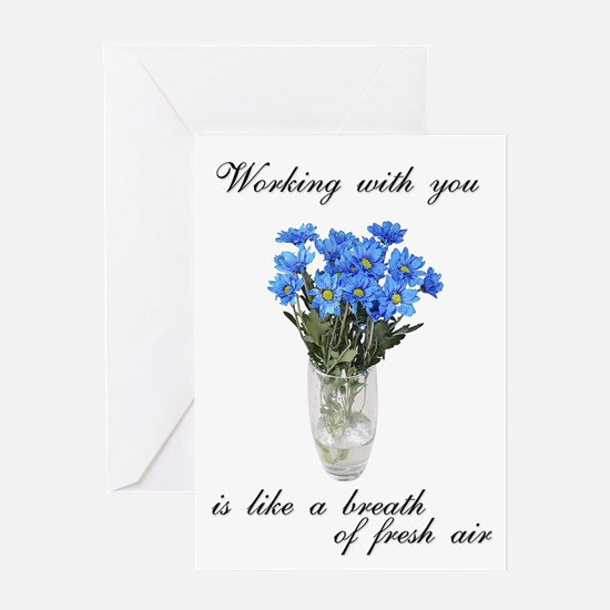 Bad Breath Greeting Card for Coworkers