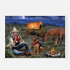 Lonesome Cowboy Postcards (Package of 8)