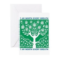 Funny Healthy Greeting Cards (Pk of 20)