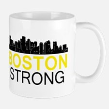 Boston Strong - Skyline Mugs