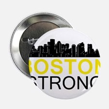"""Boston Strong - Skyline 2.25"""" Button (10 pack)"""