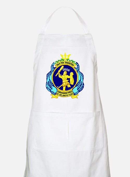 USS Orion (AS 18) BBQ Apron