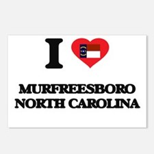 I love Murfreesboro North Postcards (Package of 8)