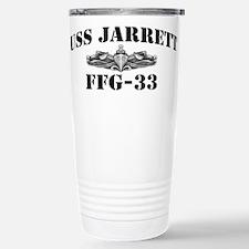 USS JARRETT Stainless Steel Travel Mug