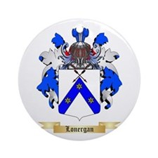 Lonergan Ornament (Round)