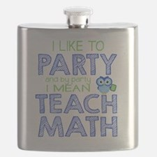 Math Party Flask