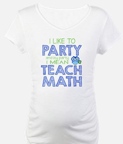 Math Party Shirt