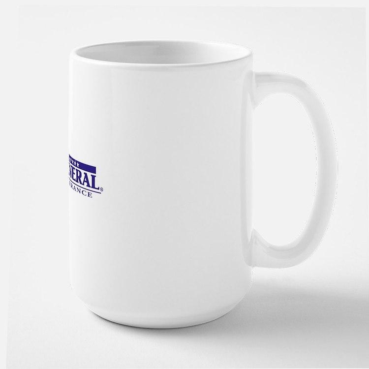The General Logo Large Mug