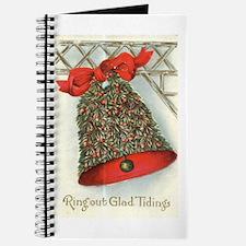 Christmas Bell Journal