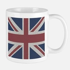 woven Union Jack flag Mugs