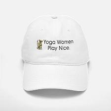 TOP Yoga Slogan Baseball Baseball Cap