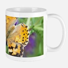 Painted Lady Butterfly Mugs