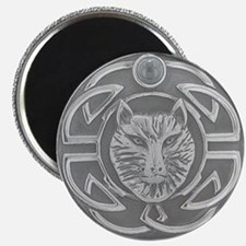 Celtic Wolf Magnets