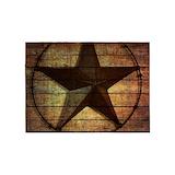 Texas star 5x7 Rugs
