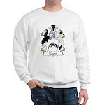 Round Family Crest Sweatshirt