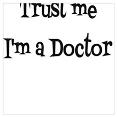 Trust me I'm a Doctor  Poster