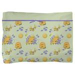 Bee Dance Floral Pillow Sham