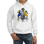 Rose Family Crest Hooded Sweatshirt