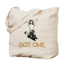 Got One Just Married Tote Bag