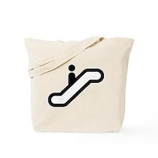 Escalator Tote Bag