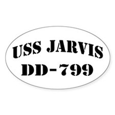 USS JARVIS Decal
