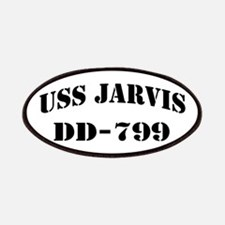 USS JARVIS Patch