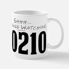 Shhh... I'm Binge Watching 90210 Mug