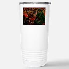 Duel In The Night Travel Mug