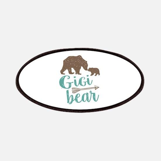 Gigi Bear Patch