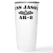 USS JASON Travel Coffee Mug