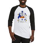 Rolleston Family Crest Baseball Jersey