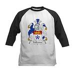Rolleston Family Crest Kids Baseball Jersey