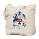 Rolleston Family Crest Tote Bag
