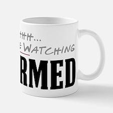 Shhh... I'm Binge Watching Charmed Mug