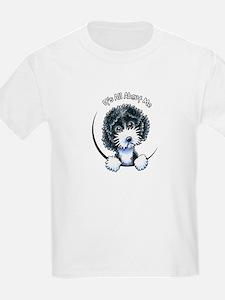 Cockapoo Blk Parti IAAM T-Shirt