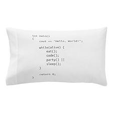 life.cpp Pillow Case