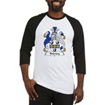 Rodway Family Crest Baseball Jersey