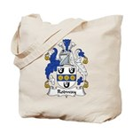 Rodway Family Crest Tote Bag
