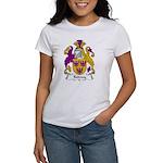 Rodney Family Crest Women's T-Shirt
