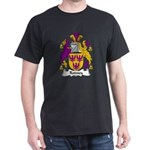 Rodney Family Crest Dark T-Shirt